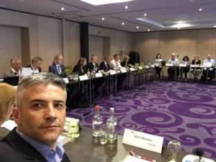 Președintele InfoCons, Sorin Mierlea, participă la cea de-a XXVIII-a Adunare Generala ANEC, Bruselles