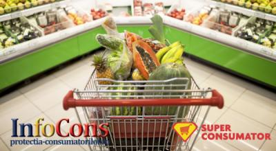 Tu cum îți faci cumpărăturile? 80% dintre consumatorii chestionați aleg produsele în funcție de preț