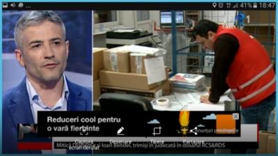 Președintele InfoCons, Sorin Mierlea, în direct la Pulsul Zilei, TVR1