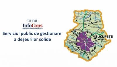 În 50% dintre Primăriile din Ilfov nu există implementat un sistem de colectare selectivă la nivelul tuturor imobilelor administrației.