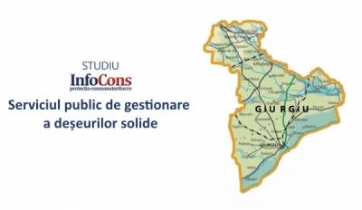 În 73.91% din Primăriile din Giurgiu nu există implementat un sistem de colectare selectivă la nivelul tuturor imobilelor administrației.