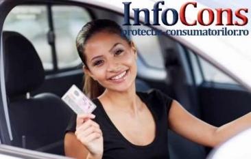Preschimbarea și reînnoirea permisului de conducere
