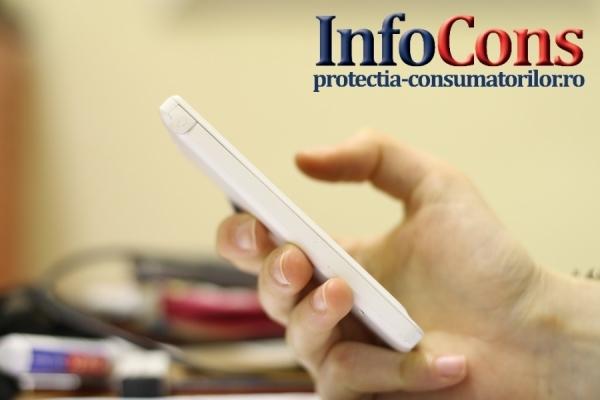 Escrocherii prin telefonul mobil
