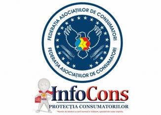 Reprezentantii InfoCons si ai Federatiei Asociatiilor de Consumatori participa la intalnirea de la A.N.P.C.
