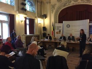 Reprezentanții InfoCons participă la dezbaterea publică referitoare la cadrul legislativ ce reglementează diminuarea risipei alimentare