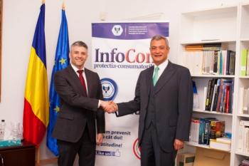 Mișcarea de Protecția Consumatorilor din România a semnat un Acord de Colaborare cu Inspectoratul Federal pentru Protecția Consumatorului din Mexic