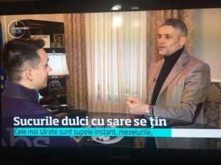 Președintele InfoCons, Sorin Mierlea, a fost în direct la postul de televiziune Antena 1