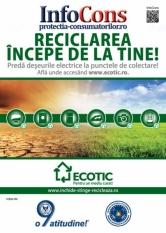 ECOTIC si InfoCons: Un nou parteneriat pentru un mediu curat!
