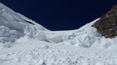 Alunecări de teren - Înaintea producerii evenimentului