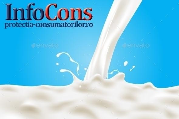 Ştiaţi că... Laptele şi produsele din lapte