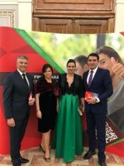 Președintele InfoCons, Sorin Mierlea, participă la Gala EduFin 2018