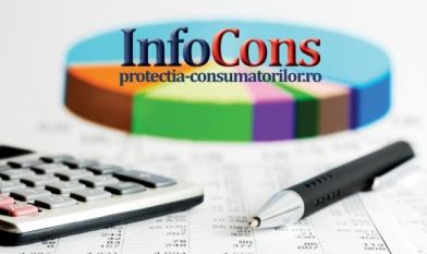 InfoCons lansează un site dedicat consumatorilor de servicii financiar-bancare