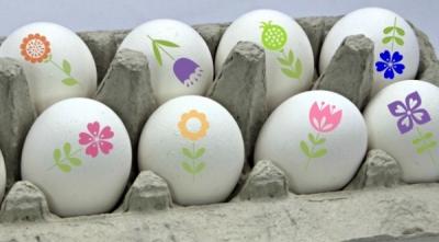 Tips cum poti reutiliza ouale cumparate pentru Paste