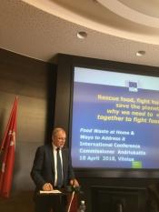 Reprezentantul InfoCons participă la conferința organizată în cadrul Proiectului European