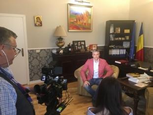 Președintele InfoCons, Sorin Mierlea, va acorda un interviu pentru PRO TV