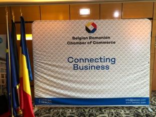 Domnul Sorin Mierlea, Președintele InfoCons, participă în calitate de speaker la Belgian Week - InfoCons