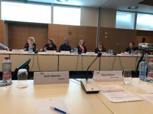 Participare la cea de-a XXIX-a Adunare Generala ANEC, Bruselles, ziua a doua