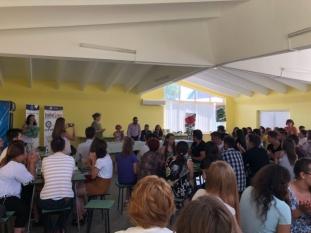 """Domnul Sorin Mierlea, Președintele InfoCons este prezent la Festivitatea de premiere """"Alege! Este Dreptul tau!"""", ediția XVI - 2018"""