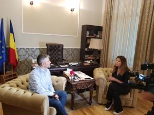 Sorin Mierlea, președintele InfoCons, a acordat un interviu la Observator