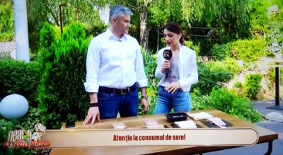 """Domnul Sorin Mierlea - în direct la emisiunea """"Neatza cu Răzvan și Dani"""""""