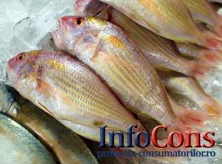 Știaţi că... Peştele şi produsele din peste proaspete/refrigerate/congelate