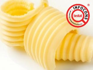 Margarină din grăsime vegetală cu până la 6 E-uri