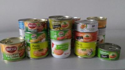Top InfoCons - Pateurile de post cu cei mai mulți aditivi alimentari