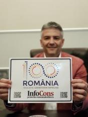 Președintele InfoCons, Sorin Mierlea, participă la conferința Conferința Națională în domeniul Educației