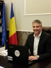 Domnul Sorin Mierlea participă la ședința COCON