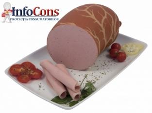 Top 5 InfoCons - Parizerul de porc cu cei mai mulți aditivi alimentari (E)