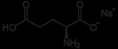 Ce reprezintă glutamatul monosodic?