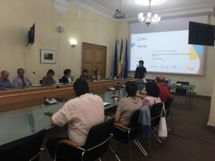 Reprezentanţi InfoCons participă la un alt Traning la locul de muncă