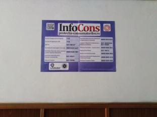 Primăria Municipiului Adjud, Jud. Vrancea. InfoCons - Protectia Consumatorului - Protectia Consumatorilor