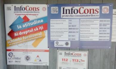UAT C.A. Rosetti, Jud.Tulcea. InfoCons - Protectia Consumatorului - Protectia Consumatorilor