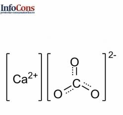 Ce reprezintă carbonatul de calciu - E170?