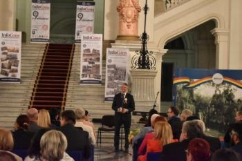Discurs susținut de președintele InfoCons, Sorin Mierlea în deschiderea evenimentului de celebrarea Centenarului Marii Uniri