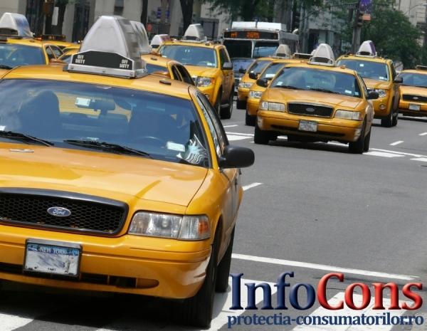 Drepturile consumatorilor atunci când apelează la serviciile de taxi