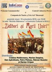 Discursul susținut de Părintele militar Alexandru Morariu la cel de-al doilea eveniment în cadrul Proiectului cultural