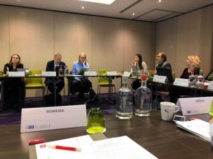 Președintele InfoCons, Sorin Mierlea, participă la ECCG