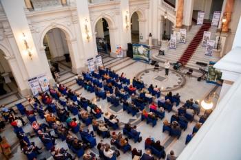 Agenda evenimentului de lansare a proiectului <<o9atitudine pentru cultură! 100 România!>>