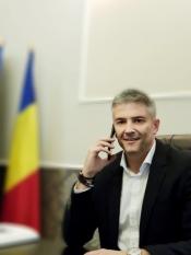 Președintele InfoCons, Sorin Mierlea, în direct prin telefon la TVR Moldova
