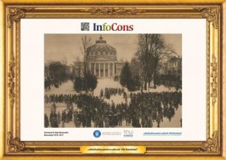 Lansarea site-ului centenar.infocons.ro