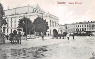 Teatrul Național București, ieri și azi - o9atitudine pentru cultură