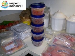 Preveniți risipa de alimente prin congelare!