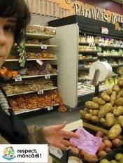 Lista de cumpărături = diminuarea risipei alimentare