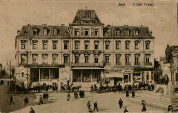 Grand Hotel Traian, ieri și azi - o9atitudine pentru cultură