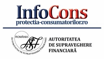 InfoCons și Federația Asociațiilor de Consumatori susțin candidatura dl.Alin Iacob pentru poziția de membru ne-executiv al ASF