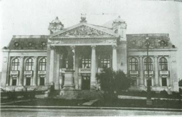 Teatrul Național din Iași, ieri și azi - o9atitudine pentru cultură