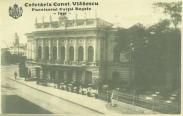 Cofetăria Vlădescu, ieri și azi - o9atitudine pentru cultură