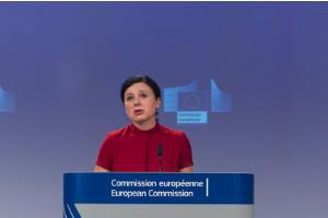 Comisarul european Věra Jourová vizitează România